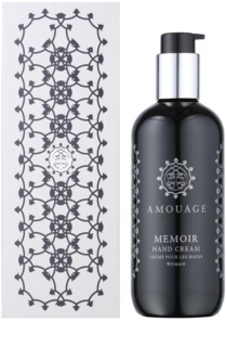 Amouage Memoir крем для рук для жінок 300 мл
