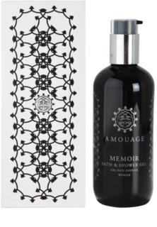 Amouage Memoir gel de dus pentru femei 300 ml