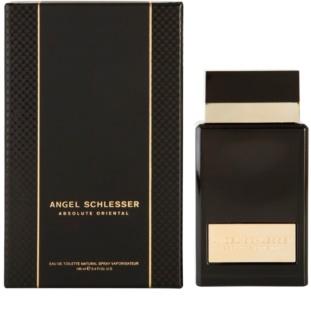 Angel Schlesser Absolute Oriental Eau de Toilette voor Vrouwen  100 ml