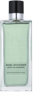Angel Schlesser Esprit de Gingembre Eau de Toilette voor Mannen 150 ml