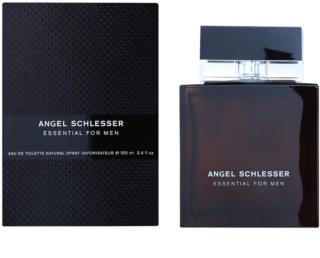 Angel Schlesser Essential for Men Eau de Toilette voor Mannen 100 ml