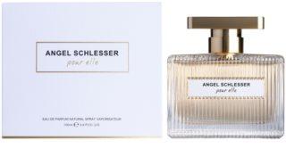 Angel Schlesser Pour Elle Eau de Parfum para mulheres 100 ml