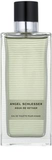 Angel Schlesser Agua de Vetiver Eau de Toilette voor Mannen 150 ml