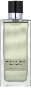 Angel Schlesser Agua de Vetiver Eau de Toilette para homens 150 ml