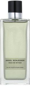 Angel Schlesser Agua de Vetiver toaletní voda pro muže 150 ml