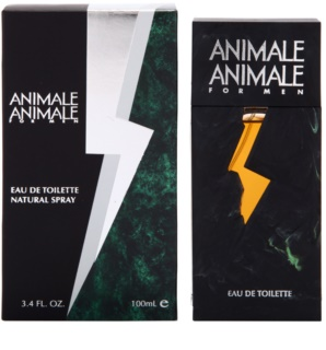 Animale Animale for Men eau de toilette esantion pentru barbati 1 ml