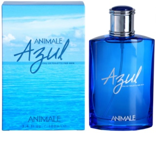 Animale Azul Eau de Toilette für Herren 100 ml