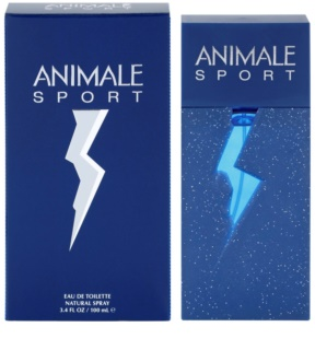Animale Sport туалетна вода для чоловіків 100 мл