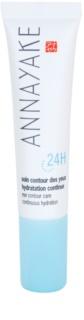 Annayake 24H Hydration зволожуючий крем для очей