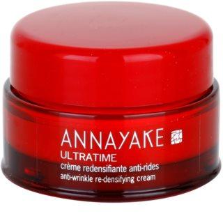 Annayake Ultratime crema antiarrugas para renovar la densidad de la piel