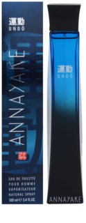 Annayake Undo Pour Homme Eau de Toilette for Men 100 ml