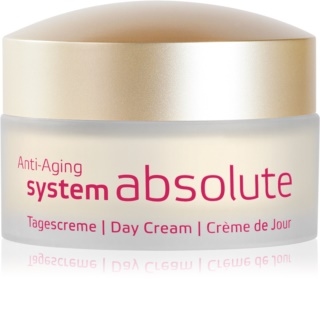 ANNEMARIE BÖRLIND System Absolute - System Anti - Aging дневен крем против стреене на кожата