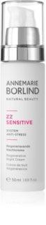 AnneMarie Börlind ZZ Sensitive regenerierende Nachtcreme