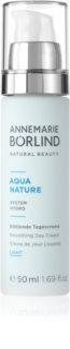 AnneMarie Börlind AquaNature System Hydro leichte Tagescreme mit glättender Wirkung