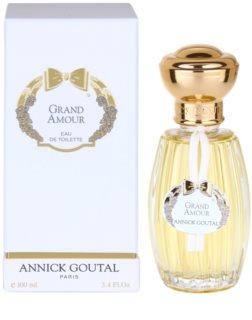 Annick Goutal Grand Amour Eau de Toilette für Damen 100 ml