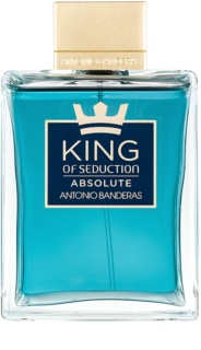 Antonio Banderas King of Seduction Absolute Eau de Toilette for Men 200 ml
