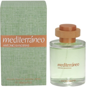 Antonio Banderas Meditteráneo Eau de Toilette for Men 100 ml