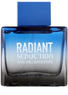 Antonio Banderas Radiant Seduction Black Eau de Toillete για άνδρες 100 μλ