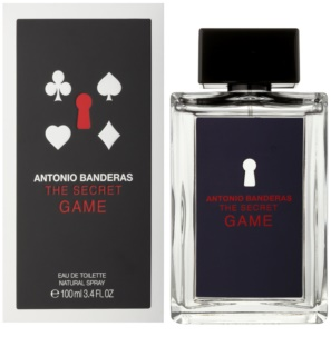 Antonio Banderas The Secret Game eau de toilette pentru barbati 100 ml