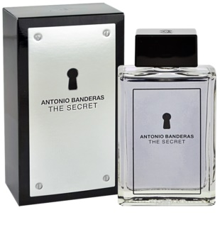 Antonio Banderas The Secret Eau de Toillete για άνδρες 100 μλ