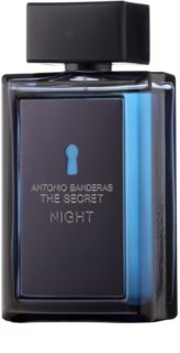 Antonio Banderas The Secret Night Eau de Toillete για άνδρες 100 μλ