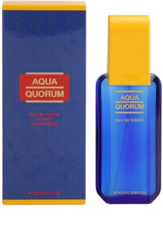 Antonio Puig Aqua Quorum eau de toilette para hombre 100 ml