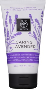Apivita Caring Lavender Soothing And Moisturizing Cream