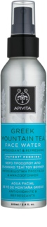 Apivita Express Beauty Greek Mountain Tea woda odświeżająca w sprayu