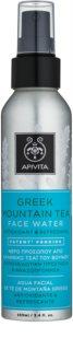 Apivita Express Beauty Greek Mountain Tea lotion visage en spray