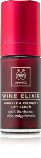 Apivita Wine Elixir Santorini Vine Antifalten Serum mit festigender Wirkung