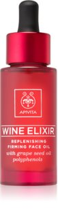 Apivita Wine Elixir Grape Seed Oil óleo de coco reafirmante