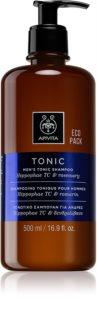 Apivita Men's Care HippophaeTC & Rosemary szampon przeciw wypadaniu włosów
