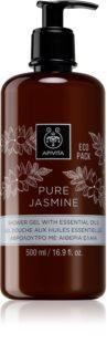 Apivita Pure Jasmine Douchegel  met Essentiele Olieën