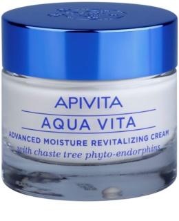 Apivita Aqua Vita intenzivní hydratační a revitalizační krém pro velmi suchou pleť