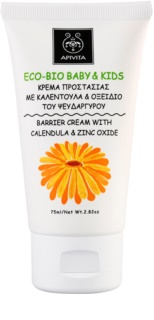 Apivita Eco-Bio Baby & Kids Barrier Cream with Calendula and Zinc Oxide