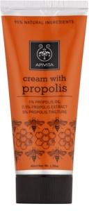 Apivita Herbal Propolis antiseptična krema za manjše poškodbe z antibakterijskim dodatkom
