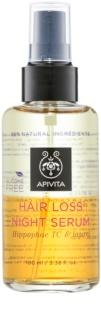 Apivita Hair Loss Nachtserum  tegen Haaruitval