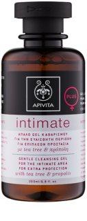 Apivita Intimate gel delicato per l'igiene intima