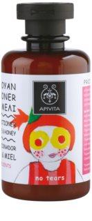 Apivita Kids Pomegranate & Honey шампоан и балсам 2 в1 за деца