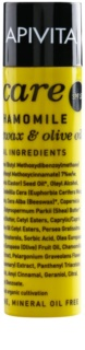 Apivita Lip Care Chamomile ochranný balzam na pery SPF15