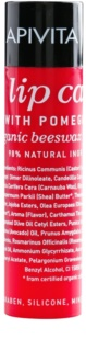 Apivita Lip Care Pomegranate bálsamo labial nutritivo