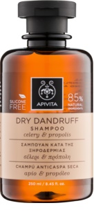 Apivita Holistic Hair Care Celery & Propolis Anti-Ross Shampoo