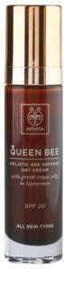 Apivita Queen Bee Dagcrème tegen Huidveroudering  SPF 20