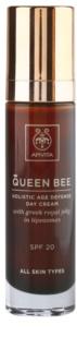 Apivita Queen Bee nappali krém a bőr öregedése ellen SPF 20