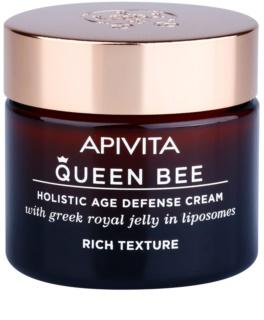 Apivita Queen Bee tápláló krém a bőröregedés ellen