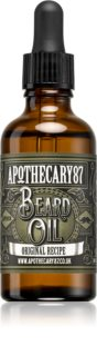 Apothecary 87 Original Recipe Beard Oil