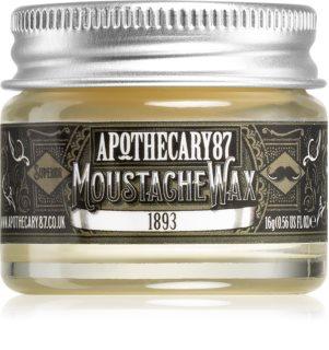 Apothecary 87 1893 cire pour moustache