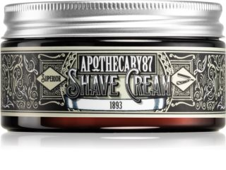Apothecary 87 1893 crème à raser