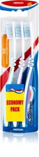 Aquafresh Flex brosses à dents medium