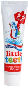 Aquafresh Little Teeth pasta de dientes para niños